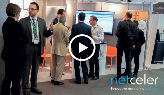 NetCeler stands out by innovation at CIGRE 2016 !
