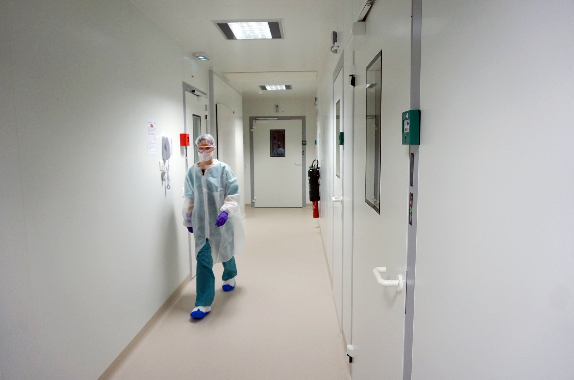monitoring salle blanche