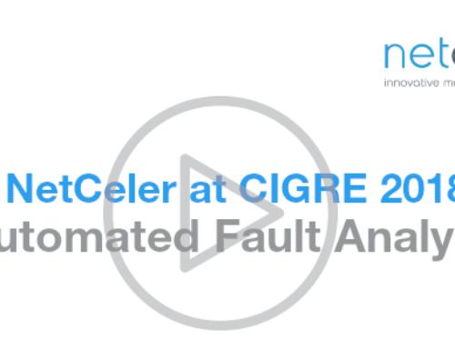 NetCeler at CIGRE 2018