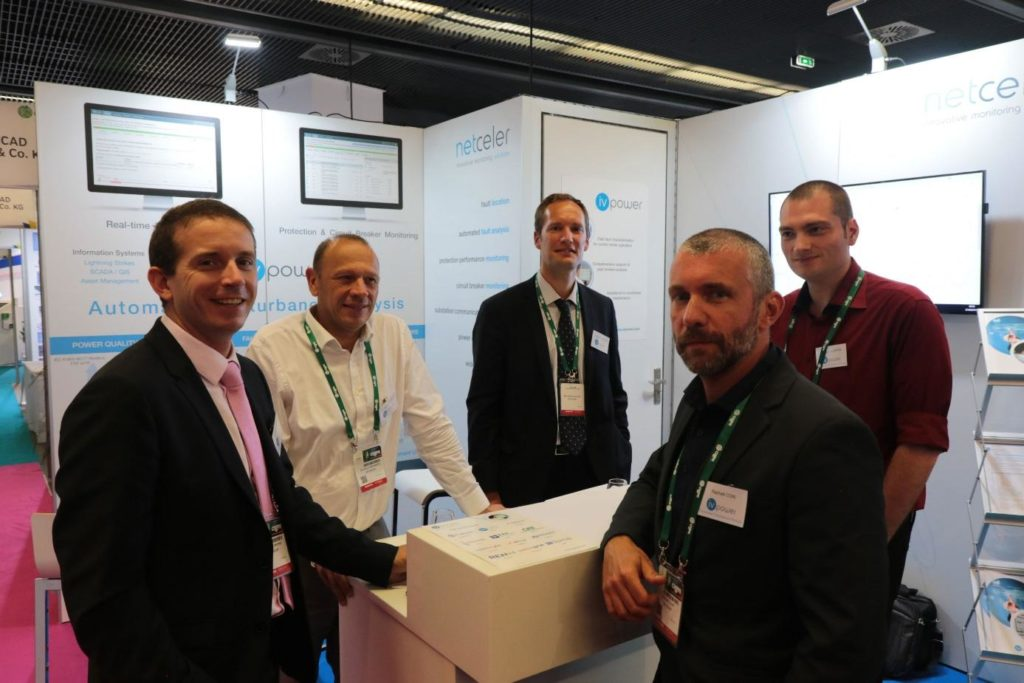 IVPower Automated Disturbance Analysis  presented at CIGRE 2018 in Paris!